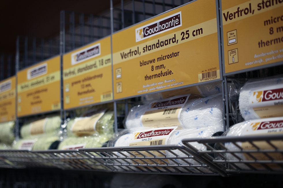 Verfgroothandel ProCoatings Zoetermeer